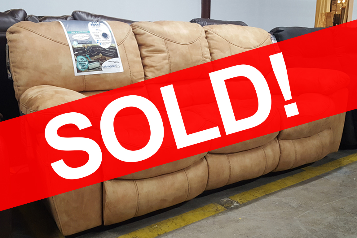 Catnapper Mel Power Reclining Sofa SOLD