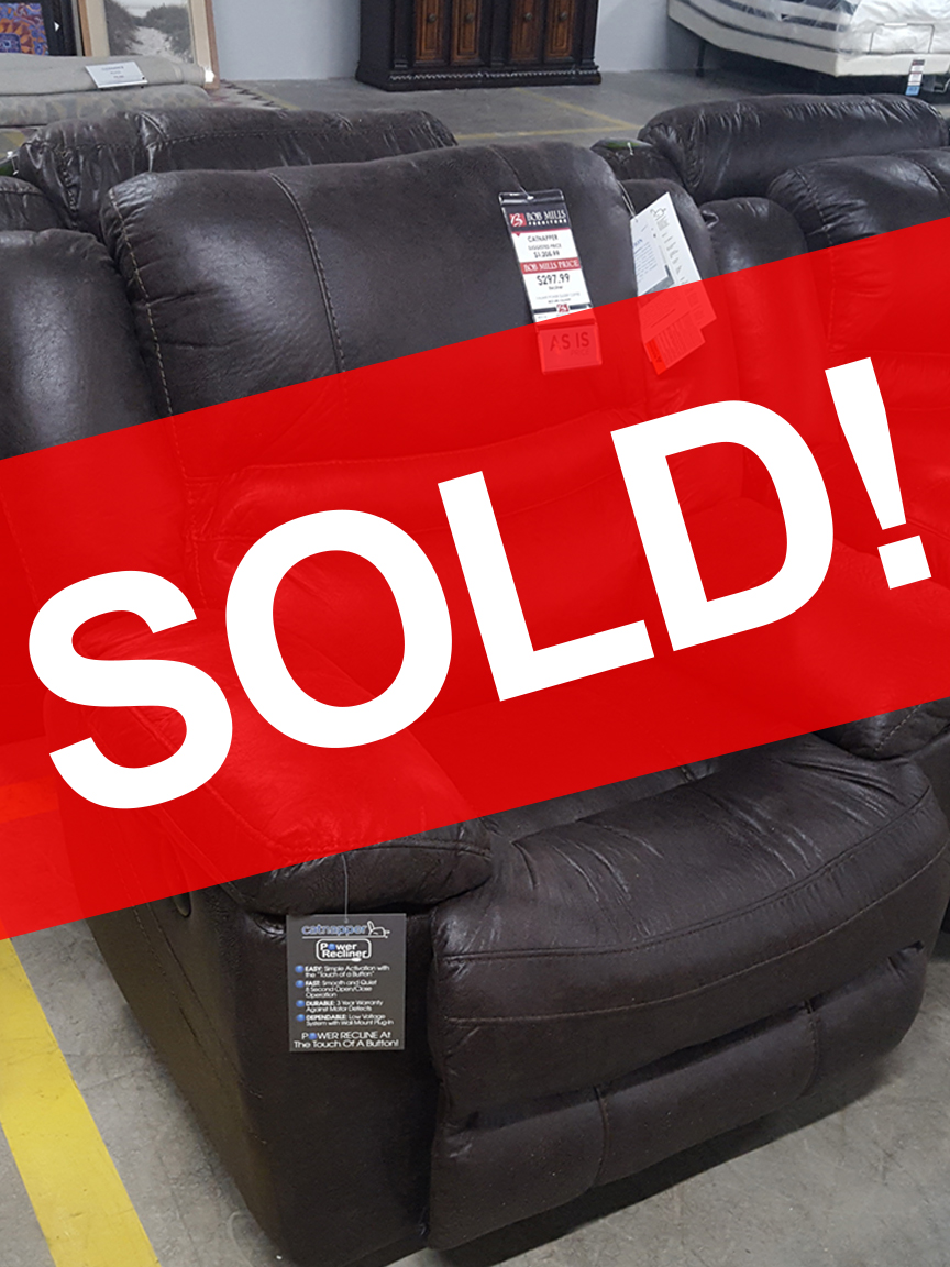 Catnapper Valiant Power Recliner SOLD