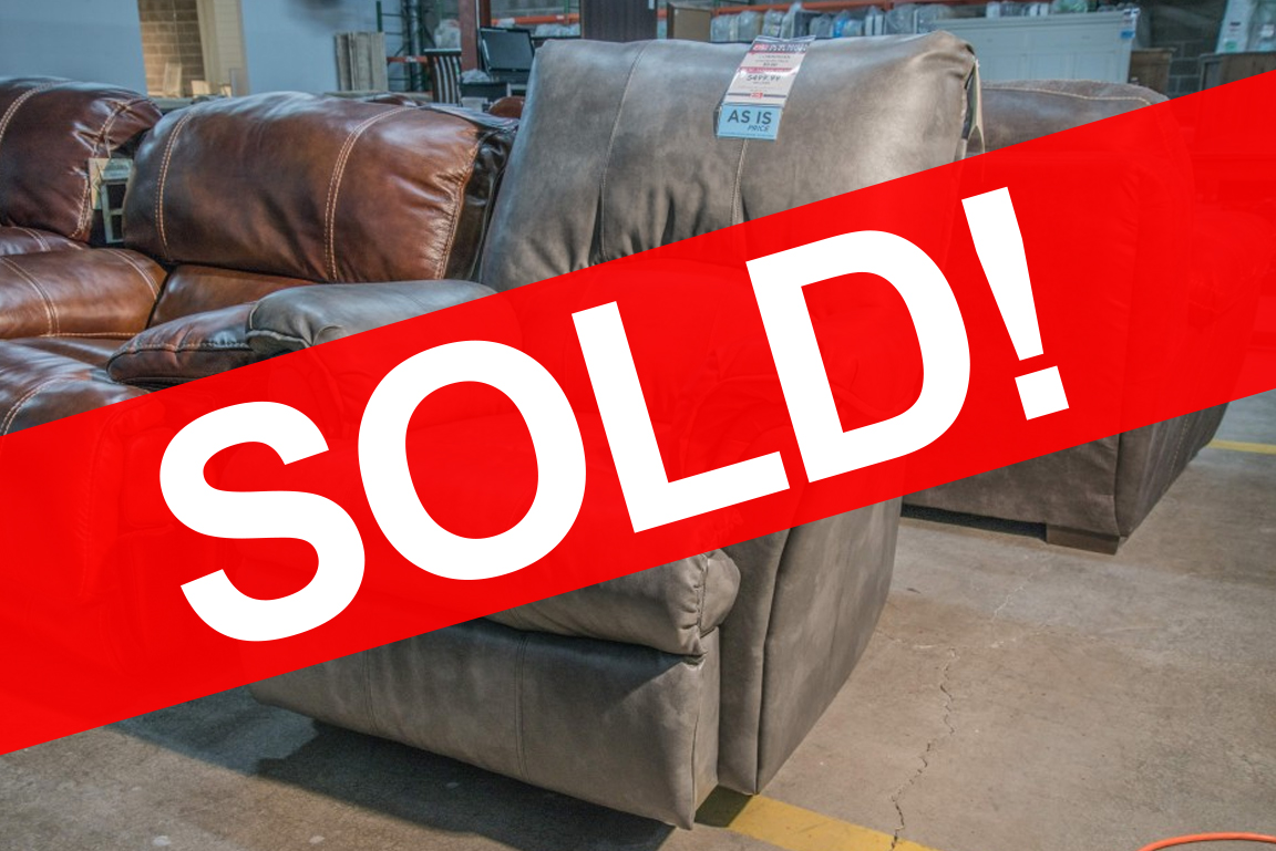 Corinthian Christmas Recliner SOLD