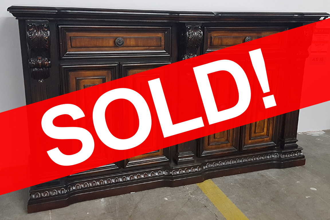 Fairmont Designs Estate Buffet Table & Server SOLD