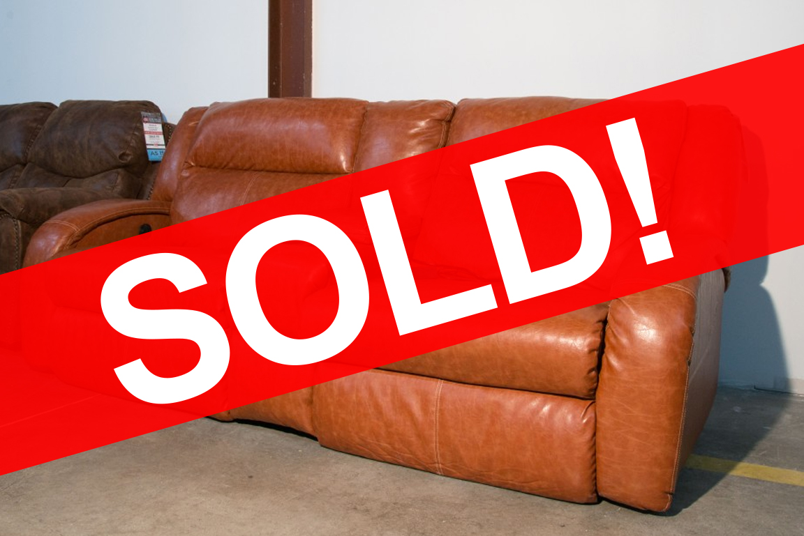 Wide Comfort Loveseat SOLD