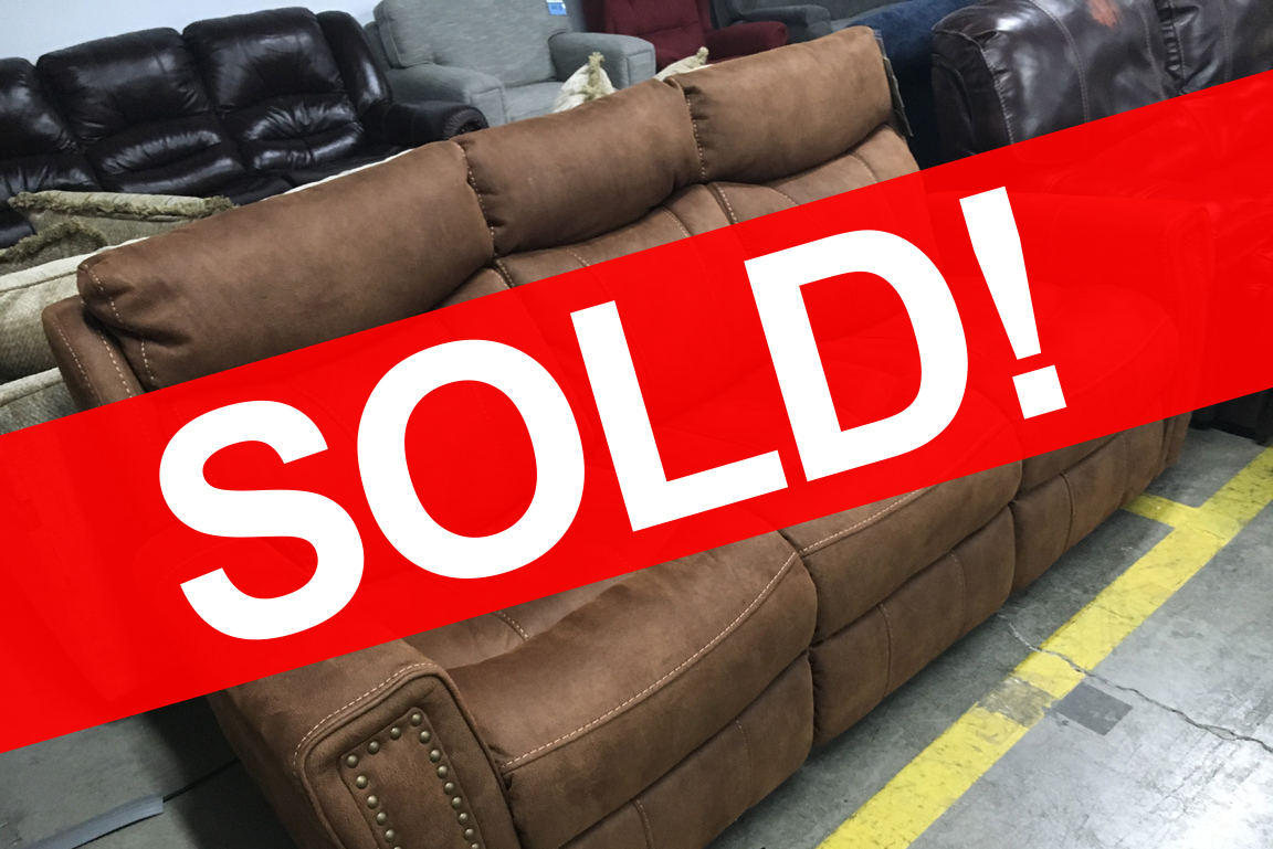 Wyatt Flexsteel Reclining Sofa SOLD