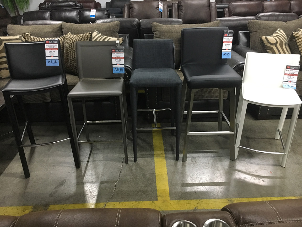 Moes Modern Accent Bar Stools Regular Price 158 Reduced